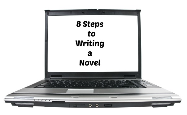 8 Steps to Writing a Novel