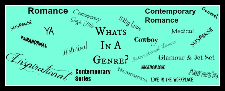 Sub-genres of Romance Literature