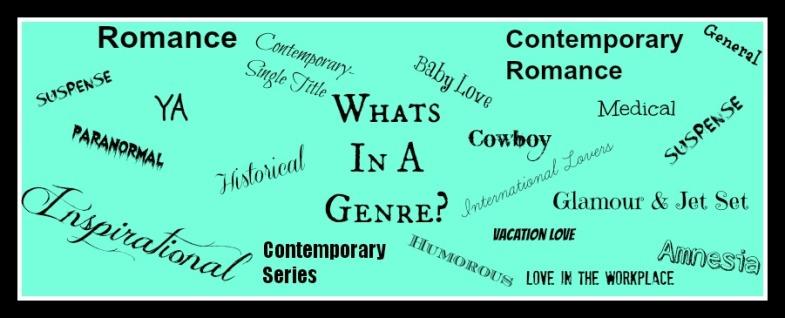 Sub-genres of Romance Literature