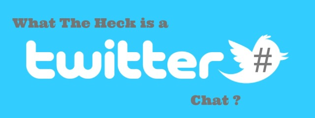 Twitter Chats for Writers