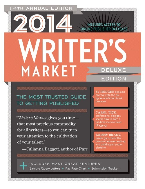 A Review: 2014 Writers Market Deluxe Edition
