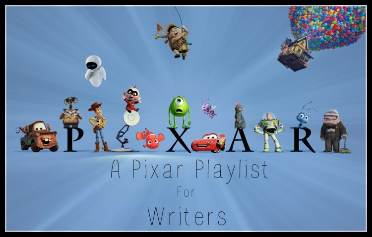 A Pixar Playlist:  204 Songs To Help Inspire Your Next Scene