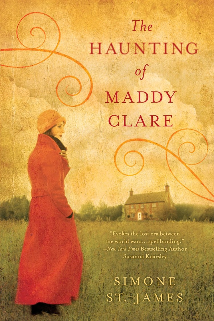 Book Review: The Haunting of Maddy Clare by Simone St. James