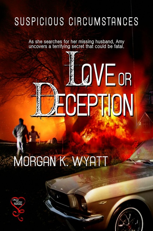 A Review: Love or Deception by Morgan K. Wyatt
