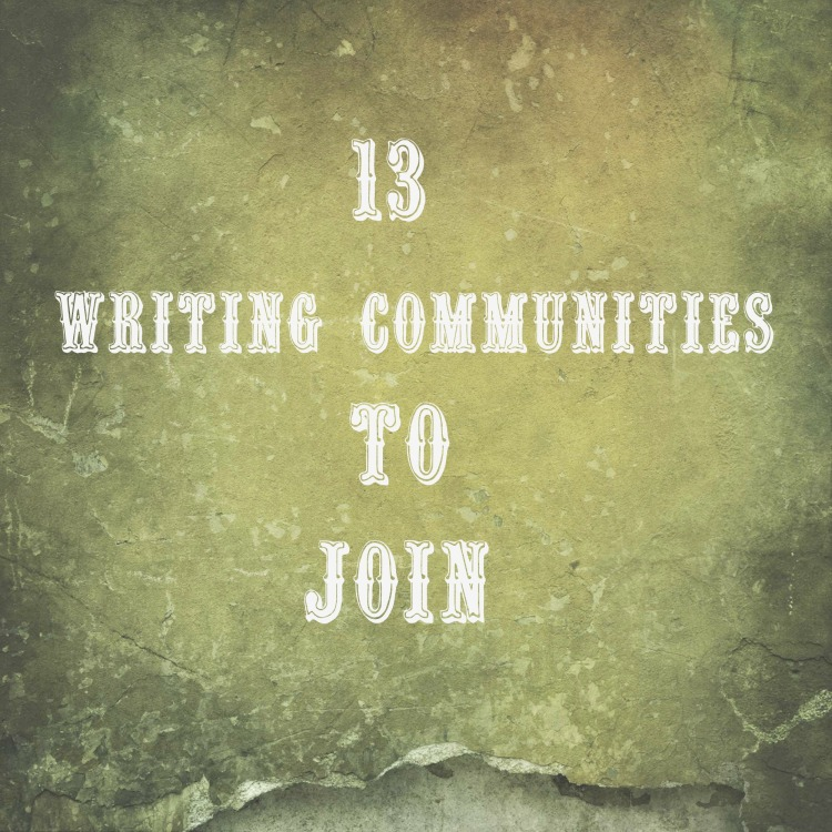 13 Writing Communities to Join