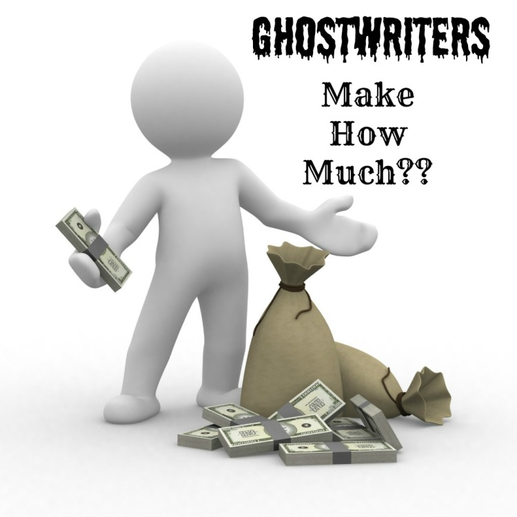 Ghostwriters Make How Much
