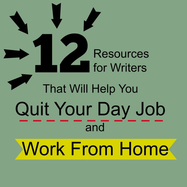 12 Resources For Writers to Work From Home