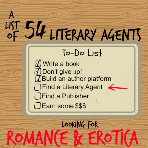 A List of 54 Literary Agents Looking For Romance & Erotica