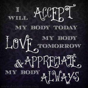 Body Love Mantra