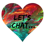 Let's Chat Graphic