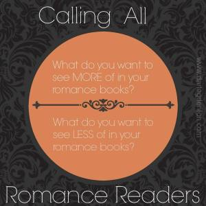 Calling All Romance Readers