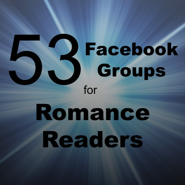 53 Facebook Groups for Romance Readers