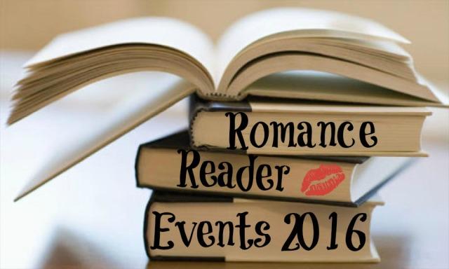 Romance Reader Events 2016