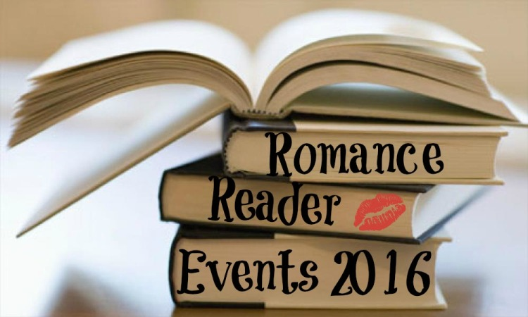 Romance Reader Events 2016