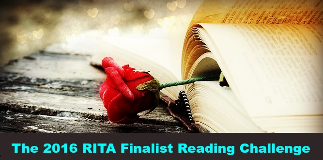 The 2016 RITA Finalist Reading Challenge